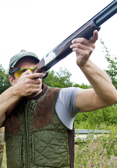Clay Pigeon Shooting Southwest